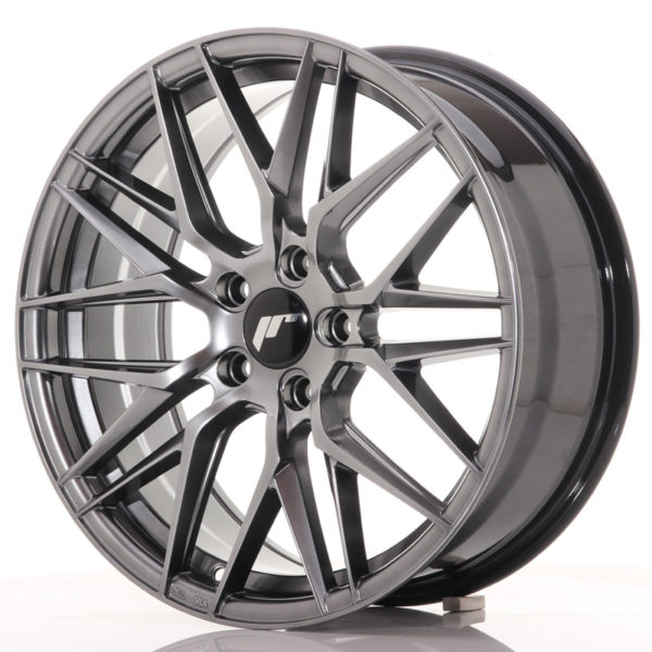 JR Wheels JR28 18x7,5 ET35 5x120 Hyper Black