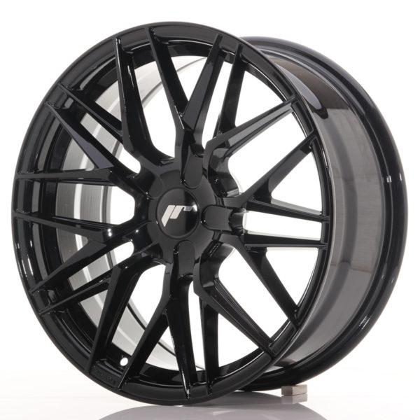JR Wheels JR28 18x7,5 ET20-40 BLANK Gloss Black