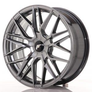 JR Wheels JR28 18x7,5 ET40 BLANK Hyper Black