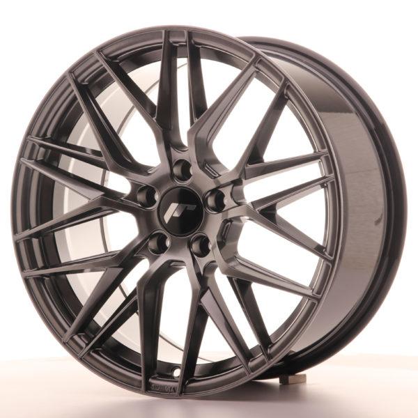 JR Wheels JR28 18x8,5 ET40 5x114,3 Hyper Black