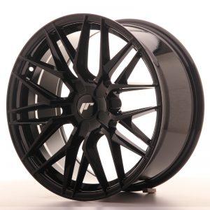 JR Wheels JR28 18x8,5 ET20-40 5H BLANK Gloss Black