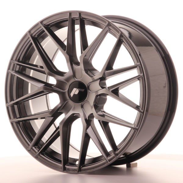 JR Wheels JR28 18x8,5 ET20-40 5H BLANK Hyper Black