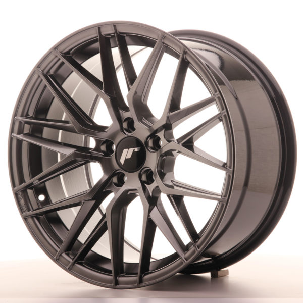 JR Wheels JR28 18x9,5 ET35 5x120 Hyper Black