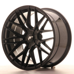 JR Wheels JR28 18x9,5 ET20-40 5H BLANK Gloss Black