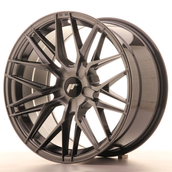 JR Wheels JR28 18x9,5 ET20-40 5H BLANK Hyper Black