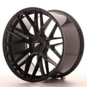 JR Wheels JR28 19x10,5 ET20-40 5H BLANK Gloss Black
