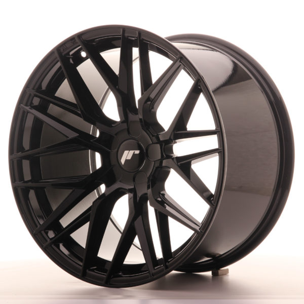 JR Wheels JR28 19x10,5 ET20-40 5H BLANK Gloss Black