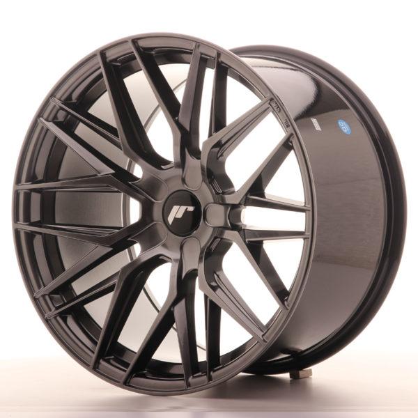 JR Wheels JR28 19x10,5 ET20-40 5H BLANK Hyper Black