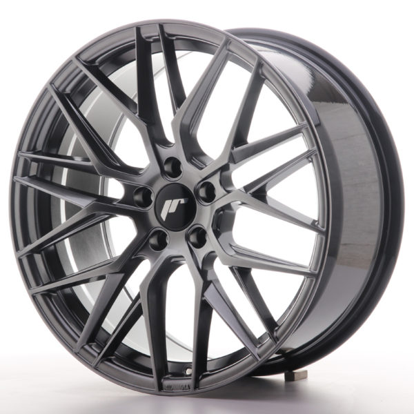 JR Wheels JR28 19x8,5 ET40 5x114,3 Hyper Black