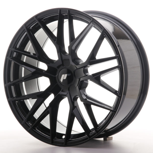 JR Wheels JR28 19x8,5 ET20-40 5H BLANK Gloss Black