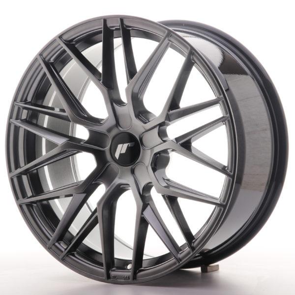 JR Wheels JR28 19x8,5 ET35-40 5H BLANK Hyper Black