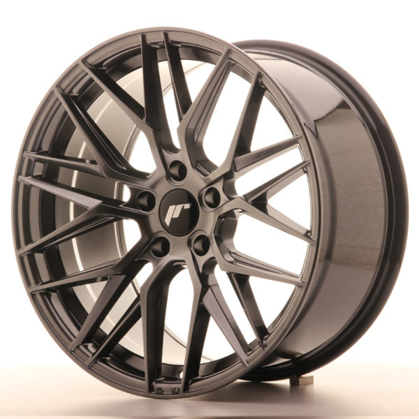 JR Wheels JR28 19x9,5 ET35 5x120 Hyper Black