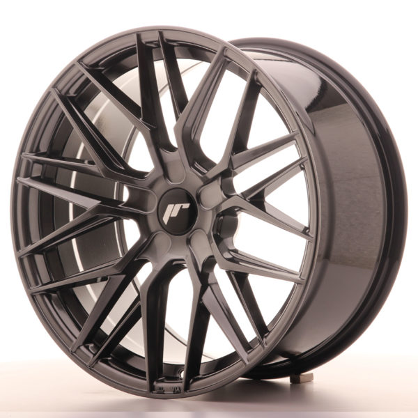 JR Wheels JR28 19x9,5 ET20-40 5H BLANK Hyper Black