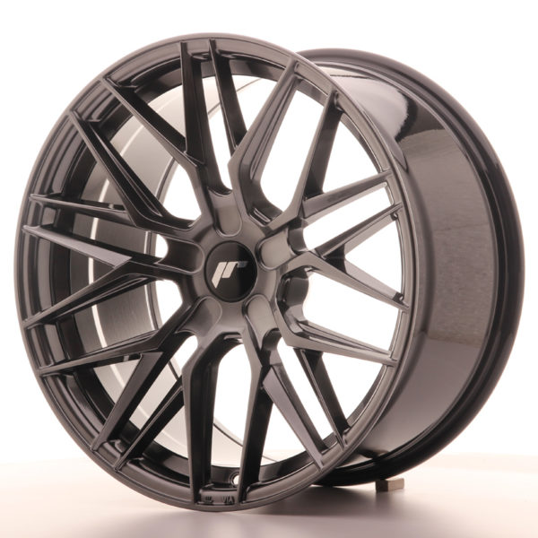 JR Wheels JR28 19x9,5 ET35-40 5H BLANK Hyper Black