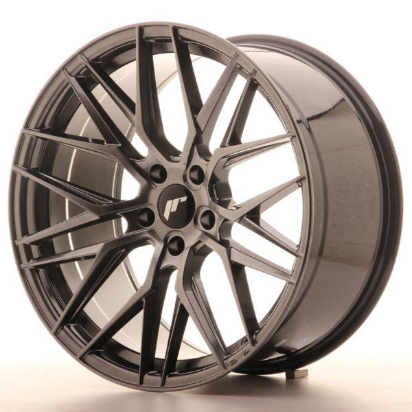 JR Wheels JR28 20x10 ET30 5x120 Hyper Black