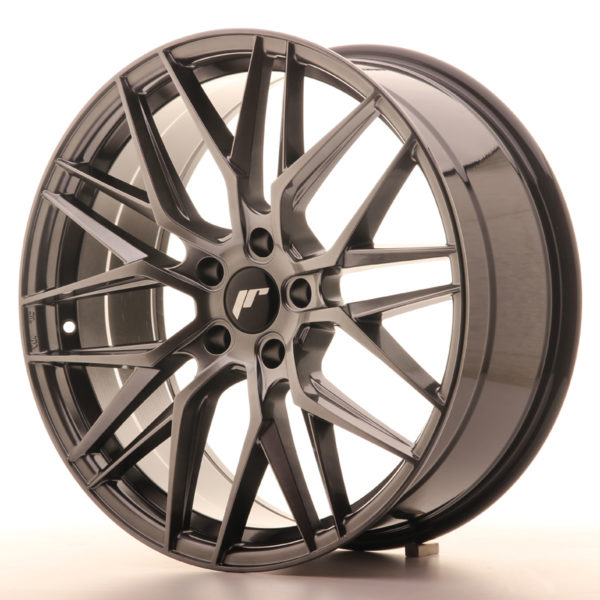 JR Wheels JR28 20x8,5 ET35 5x120 Hyper Black