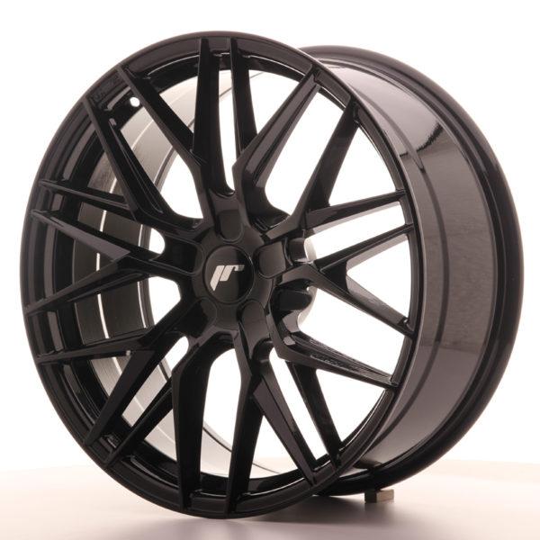 JR Wheels JR28 20x8,5 ET40 5H BLANK Gloss Black