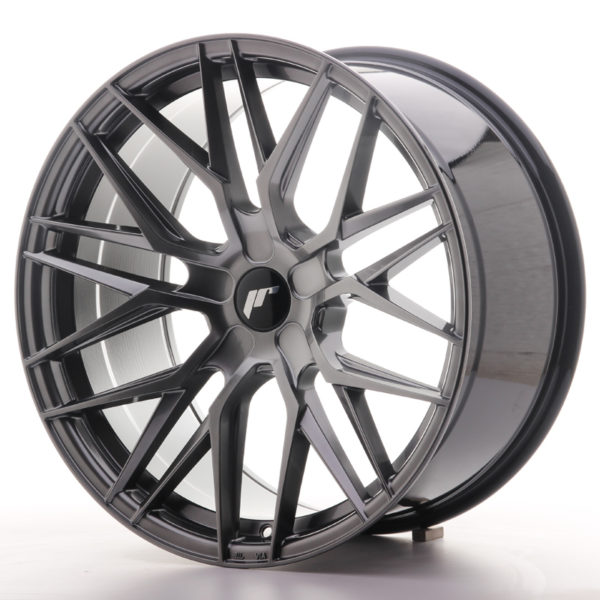 JR Wheels JR28 20x8,5 ET40 5H BLANK Hyper Black