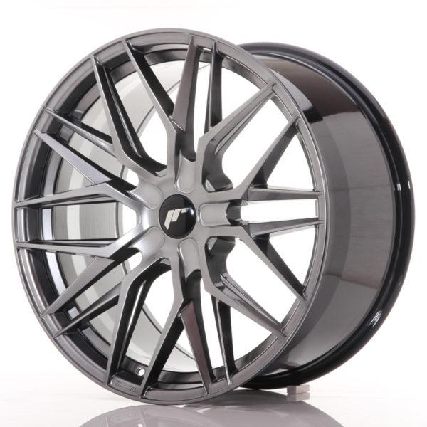 JR Wheels JR28 21x10,5 ET15-55 5H BLANK Hyper Black