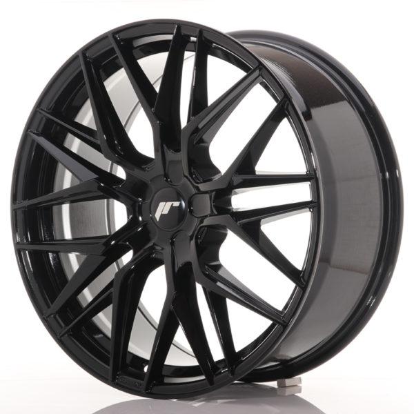 JR Wheels JR28 21x9 ET15-45 5H BLANK Gloss Black
