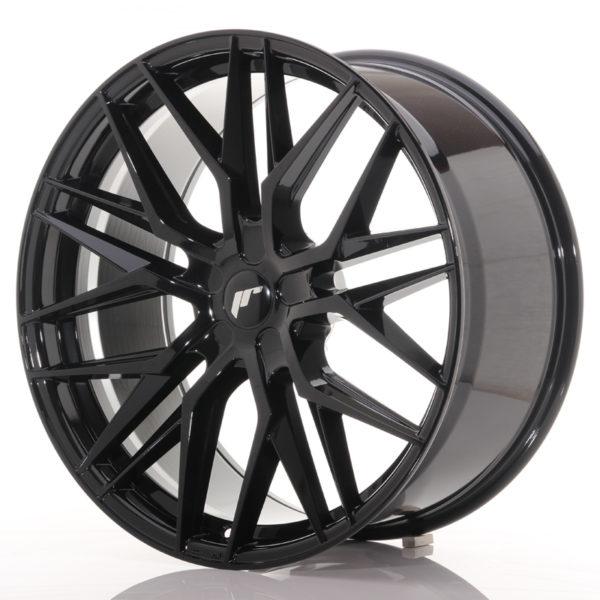 JR Wheels JR28 22x10,5 ET15-50 5H BLANK Gloss Black