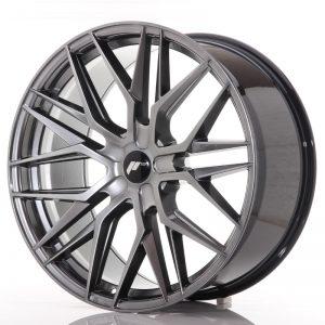 JR Wheels JR28 22x10,5 ET15-50 5H BLANK Hyper Black