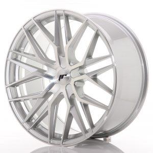 JR Wheels JR28 22x10,5 ET15-50 5H BLANK Silver Machined Face