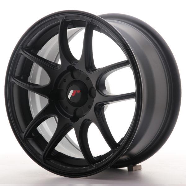 JR Wheels JR29 15x7 ET20-42 4H BLANK Matt Black