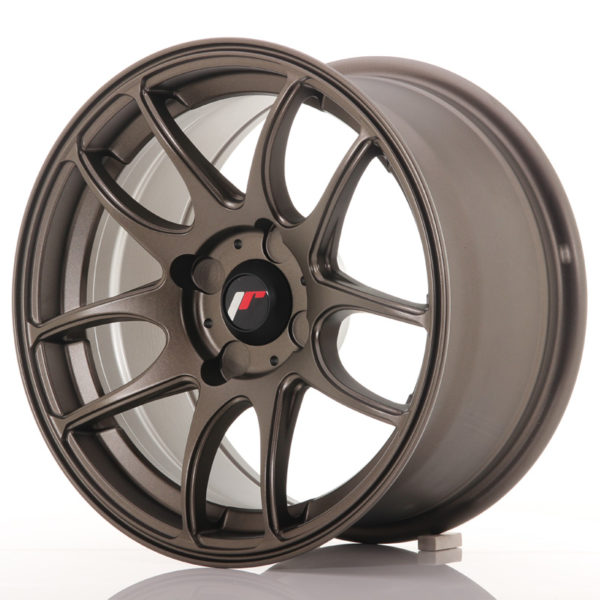 JR Wheels JR29 15x7 ET20-42 4H BLANK Matt Bronze