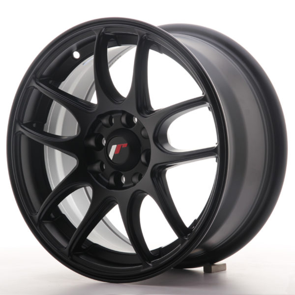 JR Wheels JR29 15x7 ET35 4x100/108 Matt Black