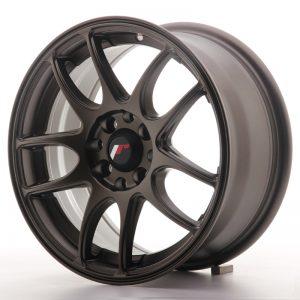 JR Wheels JR29 15x7 ET35 4x100/108 Matt Bronze