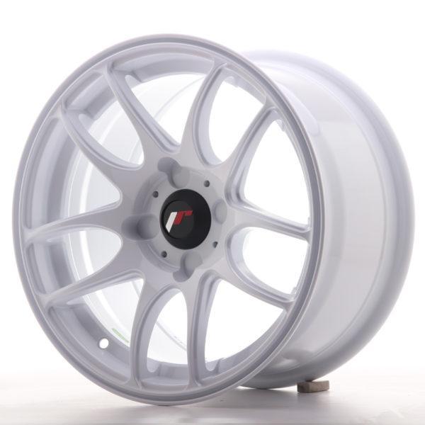 JR Wheels JR29 15x8 ET28-37 4H BLANK White