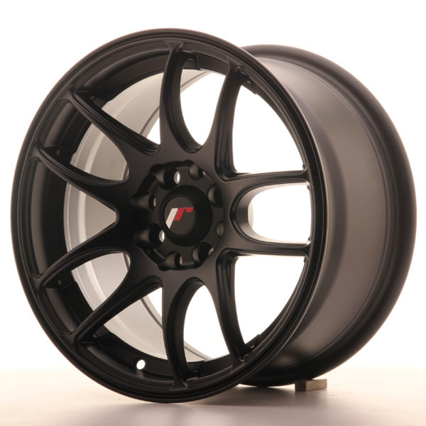 JR Wheels JR29 15x8 ET28 4x100/108 Matt Black