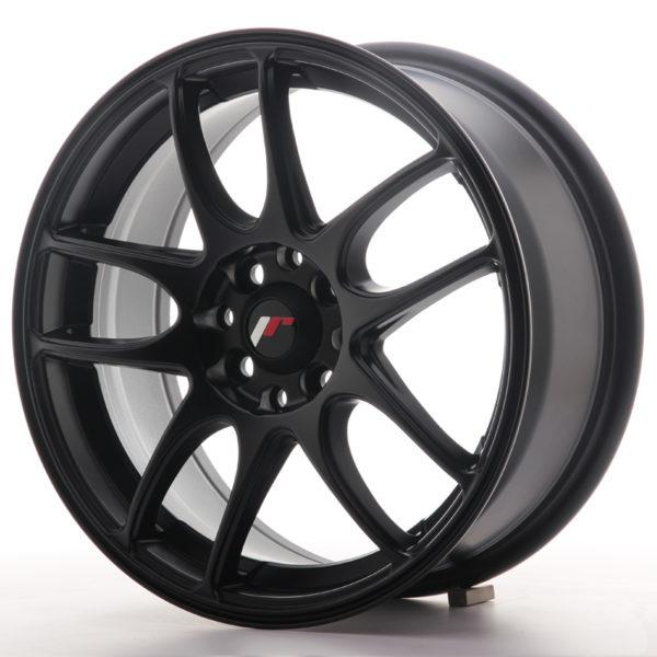 JR Wheels JR29 16x7 ET40 5x100/114 Matt Black