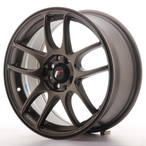 JR Wheels JR29 16x7 ET40 5x100/114 Matt Bronze