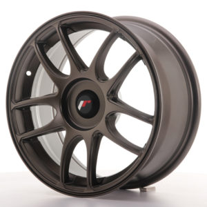 JR Wheels JR29 16x7 ET20-42 BLANK Matt Bronze