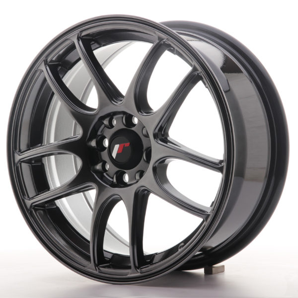 JR Wheels JR29 16x7 ET40 4x100/108 Hyper Black