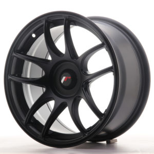 JR Wheels JR29 16x8 ET20-30 BLANK Matt Black
