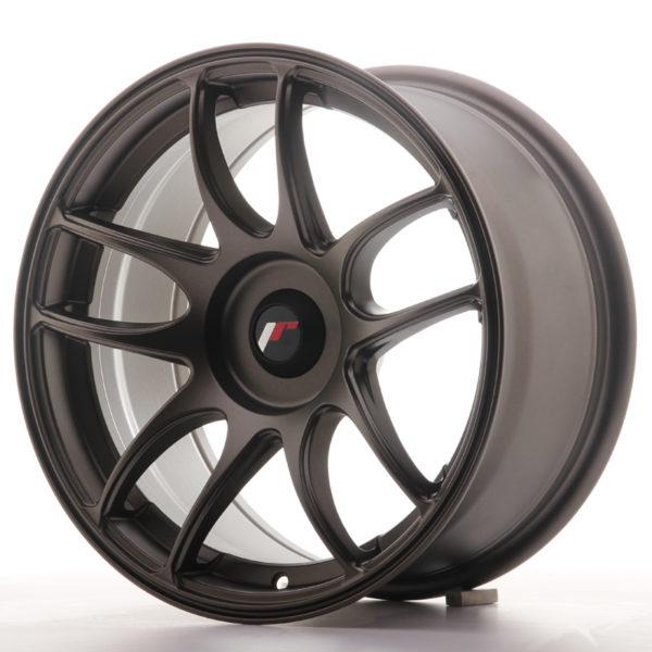 JR Wheels JR29 16x8 ET20-30 BLANK Matt Bronze