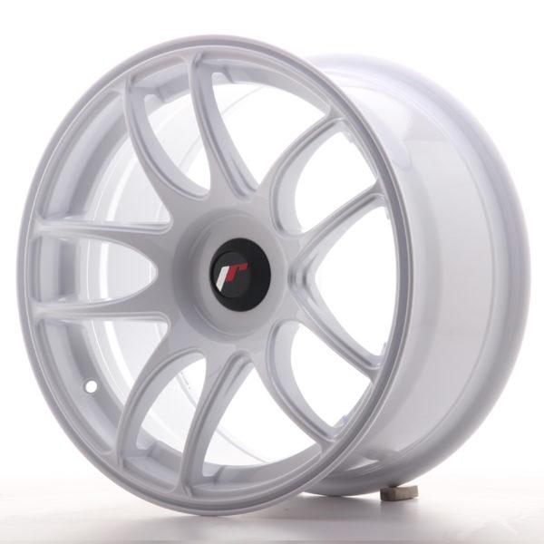 JR Wheels JR29 16x8 ET20-30 BLANK White