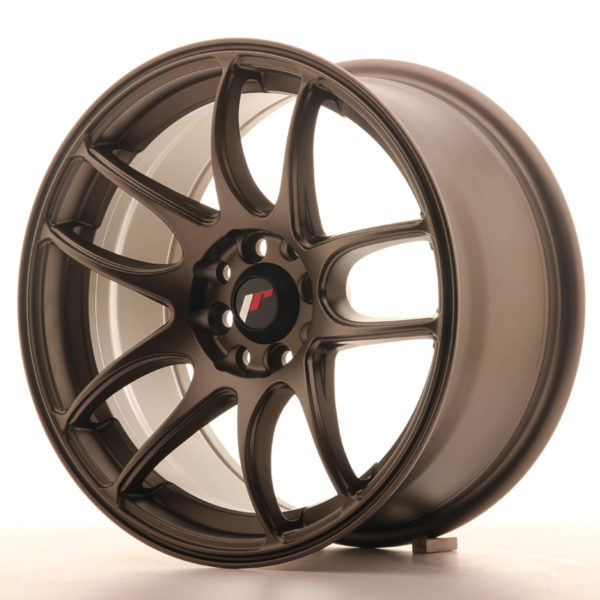 JR Wheels JR29 16x8 ET28 4x100/108 Matt Bronze