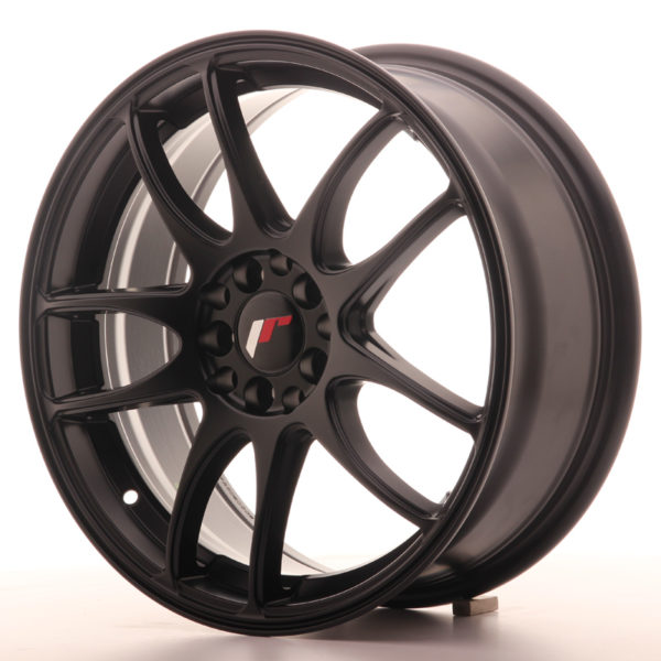 JR Wheels JR29 17x7 ET40 4x100/114 Matt Black
