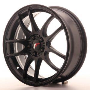 JR Wheels JR29 17x7 ET40 5x100/114 Matt Black