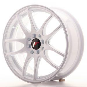 JR Wheels JR29 17x7 ET40 5x100/114 White