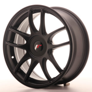 JR Wheels JR29 17x7 ET20-48 BLANK Matt Black