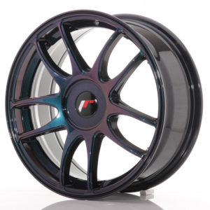 JR Wheels JR29 17x7 ET20-48 BLANK Magic Purple