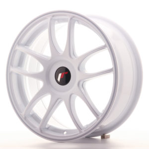 JR Wheels JR29 17x7 ET20-48 BLANK White