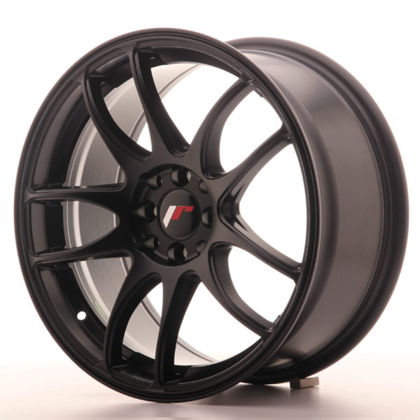 JR Wheels JR29 17x8 ET35 4x100/114 Matt Black
