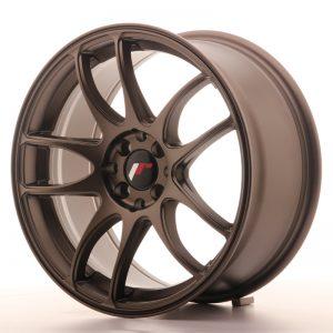 JR Wheels JR29 17x8 ET35 4x100/114 Matt Bronze