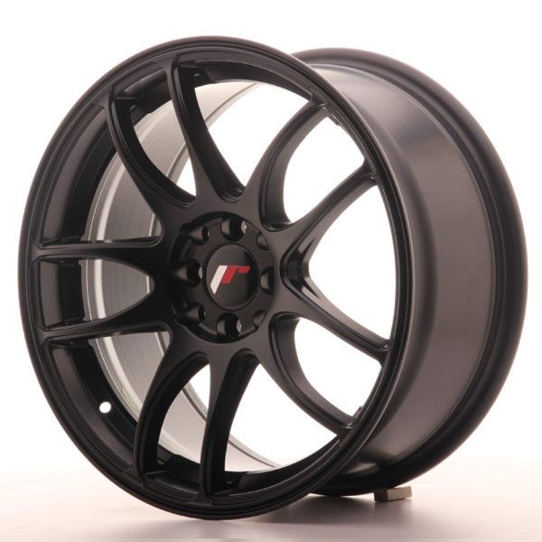 JR Wheels JR29 17x8 ET35 5x100/114 Matt Black